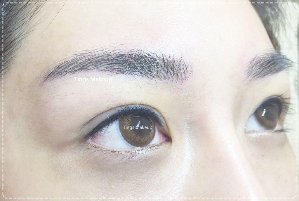 3D美瞳線+極緻雙色手工飄眉